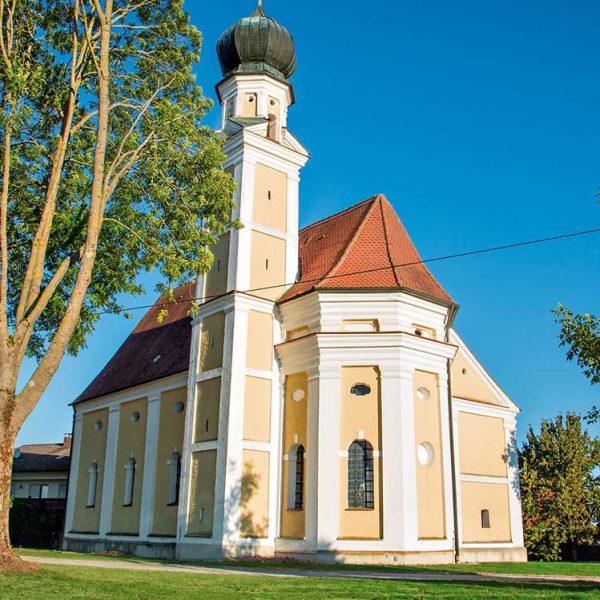 Bayerbach-Kirche