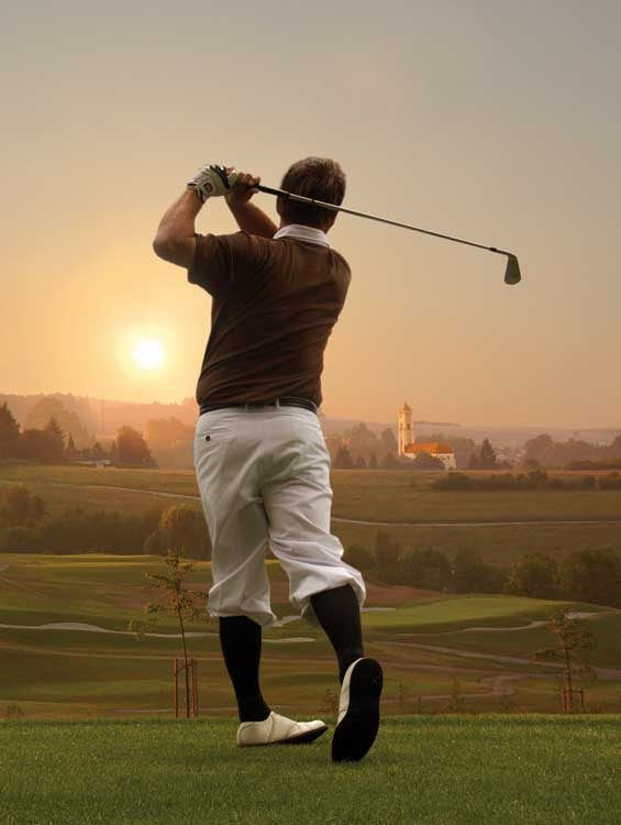Bella-Vista-Golfpark-Abschlag