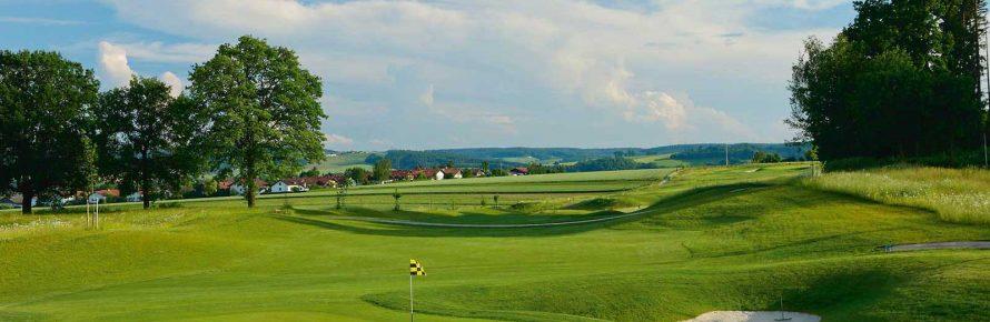 Bella-Vista-Golfpark-Einlochen