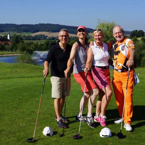 Charity-Golfturnier