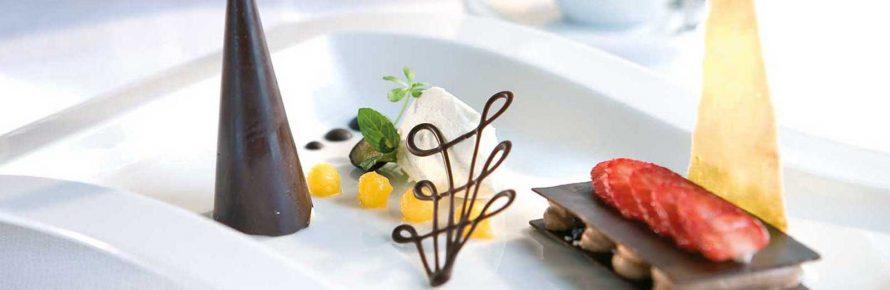 Dessert-dekoriert