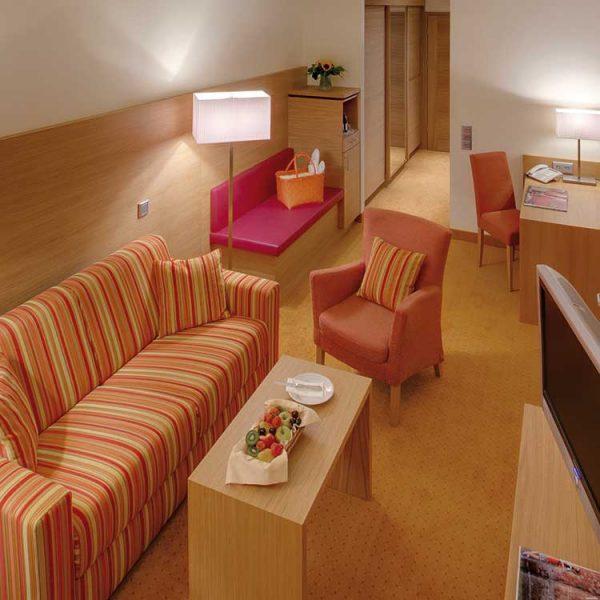 Galeriezimmer-Couch
