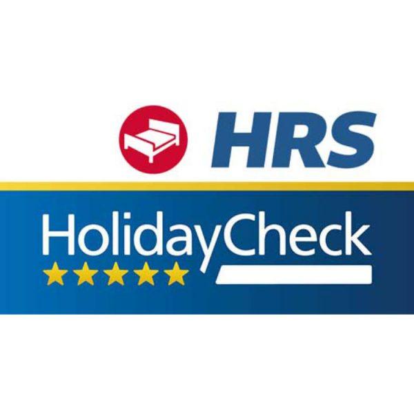 HRS-Holidaycheck-Bewertungen-Logo