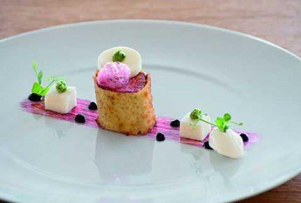 Huebsch-dekorierte-Speise