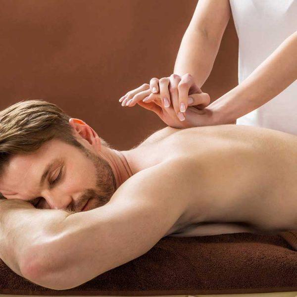 Massage-Mann