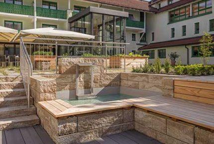 Wasserspiel-Hotel-Sonnengut